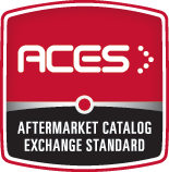 ACES (Aftermarket Catalog Exchange Standard)
