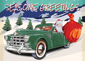 Merry and bright holidays from SDC